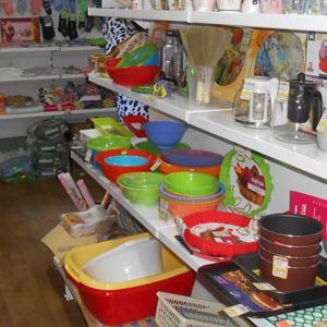 Магазины хозтоваров Боготола