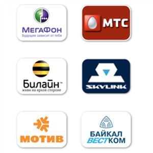 Операторы сотовой связи Боготола