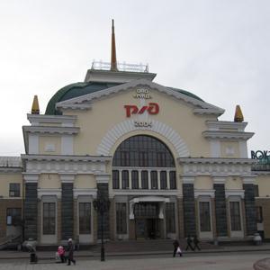 Железнодорожные вокзалы Боготола